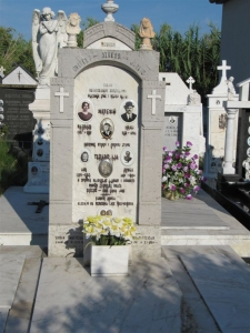 Susak - groblje