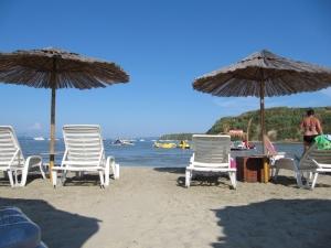 Susak - plaža
